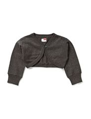 PALLY MINI LS KNIT BOLERO 613 - Castlerock