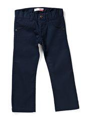 PRED MINI SLIM TWILL PANT 613 - Dress Blues