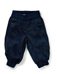 PERU SO NB CORD PANT R 613 - Dress Blues
