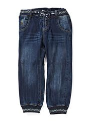 ABO MINI BAGGY DNM PANT XR 613 - DENIM