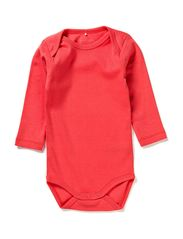 VALERIE NB LS BODY DEC 114 - Calypso Coral