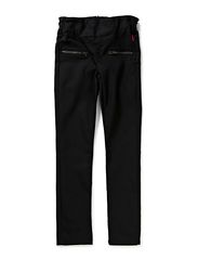DILOVE KIDS HW TWILL LEGGINGS 114 - Caviar