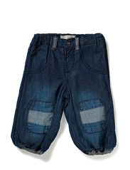 DON SO NB DENIM PANT R WL114 - Medium Blue Denim