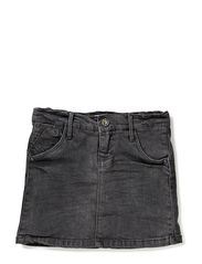 BRITANY KIDS DNM SKIRT 114 - Dark Grey Denim