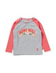 FROLLE MINI LS TOP 114 - Calypso Coral