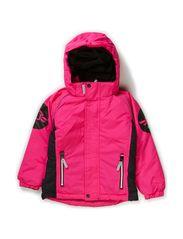 WIND KIDS JACKET PINK GLO FO 314 - Pink Glo