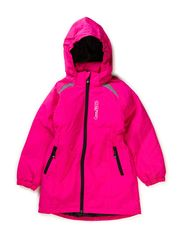 CLOUD KIDS LONG JACKET GIRL FO 314 - Pink Glo