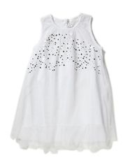 HIVTINE KIDS TULLE SPENCER WL 214 - Bright White