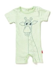 YUMMI CU NB SS SUIT BOY 214 - Patina Green