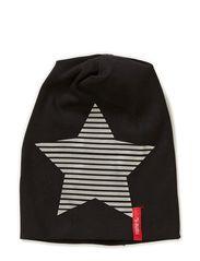 MOPPY MINI DROP SHAPE HAT BOY FO 314 - Black