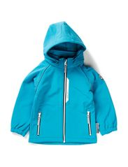 ALFA MINI SOFTSHELL SOLID ATOMIC  FO 314 - Atomic Blue