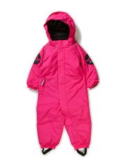 WIND MINI SNOWSUIT PINK GLO FO 314 - Pink Glo