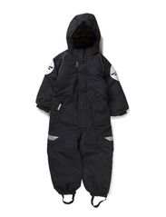 WIND KIDS SNOWSUIT BLACK FO 314 - Black