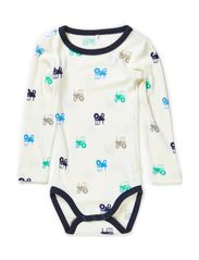 WILLI WOOL MINI LS BODY BOY 314 NOOS - Cloud Dancer