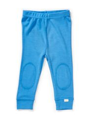 WILLI WOOL NB LEGGING BOY 314 NOOS - Azure Blue