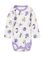 WILLI WOOL NB LS BODY GIRL 314 NOOS - Cloud Dancer