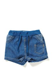 INGVAR SO NB DENIM SHORTS S 214 - Light Blue Denim