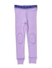 WILLI WOOL KIDS LEGGING GIRL 314 NOOS - Bougainvillea