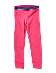 WILLI WOOL KIDS LEGGING GIRL 314 NOOS - Pink Glo