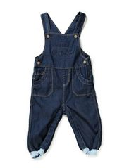 KARLO NB SO DENIM OVERALL R 414 - Medium Blue Denim