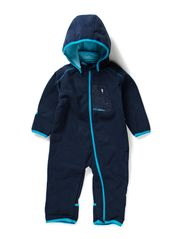 MAMBO NB FLEECE SUIT BOY FO 314 - Dress Blues