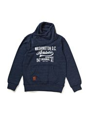 KRISTOFFER KIDS SWEAT 414 - Dress Blues