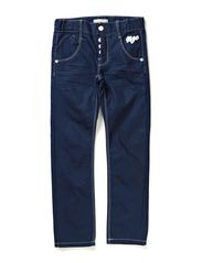 BERG KIDS DNM SLIM/SLIM PANT 414 - Dark Blue Denim