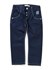 BERG MINI DNM REG/SLIM PANT 414 - Dark Blue Denim