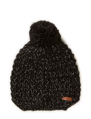 MALUKA KIDS KNIT HAT 414 - Black