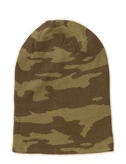MOSS KIDS REV DROPSHAPE HAT BOY 414 - Ivy Green