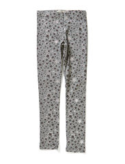 LEBOX KIDS LEGGINGS BOX 514 - Grey Melange
