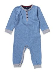 NIKOLAI NB CU LS SUIT 514 - Federal Blue