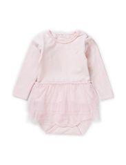 LOA NB SO LS BODY W SKIRT 514 - Ballerina