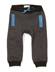 LUDVIG NB CU SWEAT PANT R  514 - Caviar