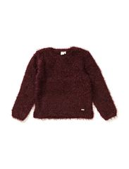 LUFFI MINI LS KNIT 514 - Winetasting