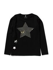 LEVA KIDS LS TOP 514 - Black