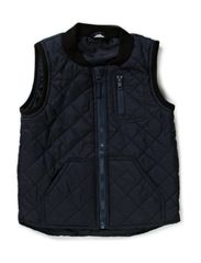 LIONEL MINI VEST  514 - Dress Blues