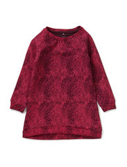 LOVA MINI LS SWEAT TUNIC 514 - Winetasting