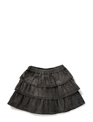 ANITA KIDS DNM SKIRT 514 - Dark Grey Denim