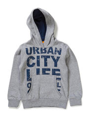 KILMER KIDS SWEAT X-AU14 - Grey Melange