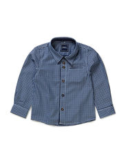 PELLER MINI LS SHIRT BOX 614 - Dress Blues