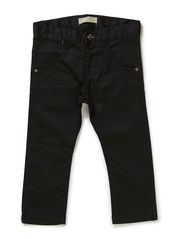 PRED MINI REG/SLIM TWILL PANT 614 - Black