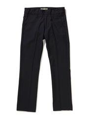 PANAVA KIDS REG/SLIM PANT 614 BLACK - Black