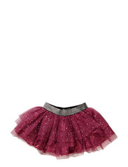 PERNILLE MINI TULLE SKIRT WL 614 - Red Violet