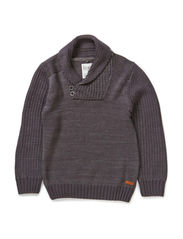 OSONO  KIDS  WRAPNECK KNIT LMTD 6 X AU14 - Nine Iron