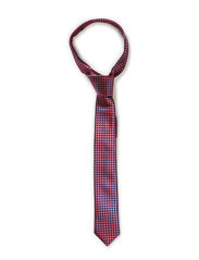 OLAVUR KIDS TIE LMTD 6 X AU14 - Earth Red