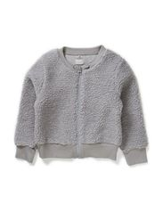 ASYA KIDS LS FLEECE CARD X-AU14 - Dapple Gray