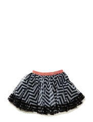 DILOFTI KIDS TULLE SKIRT WL 115 - Cloud Dancer