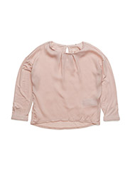 EDA KIDS LS OVERSIZE TOP LMTD 1 X-SP15 - Rose Smoke