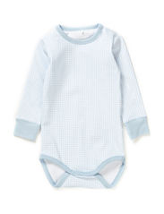 DOMENIC NB SO LS BODY 115 - Cashmere Blue
